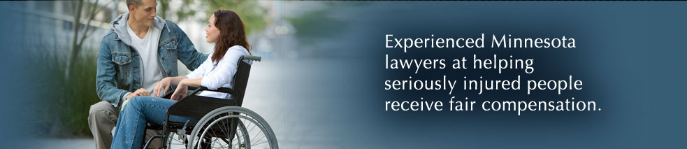 Experienced Minnesota personal injury attorneys..